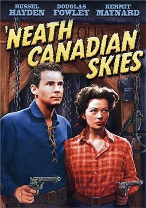 'Neath Canadian Skies (s/w)