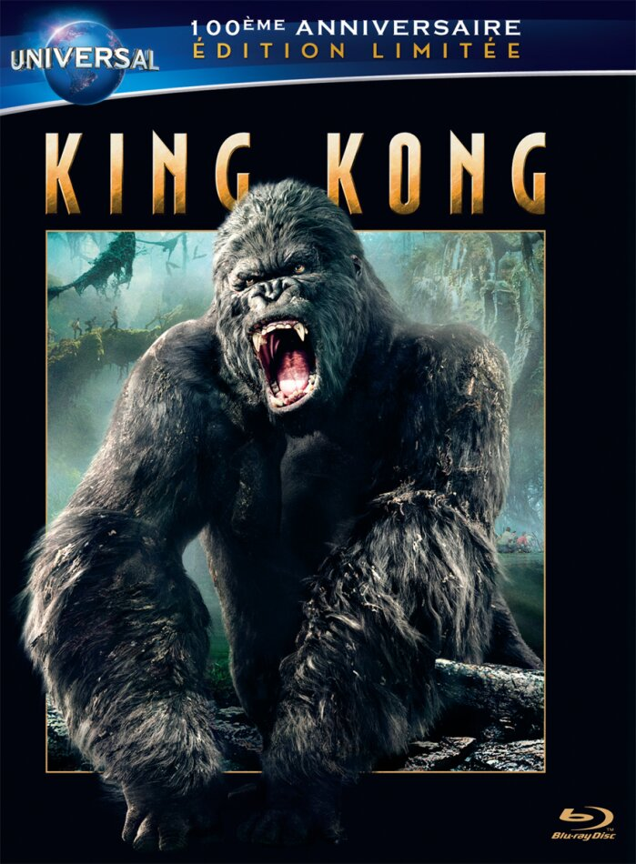 King Kong (2005) (Digibook)