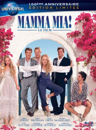 Mamma mia! - Le film (2008) (Digibook)