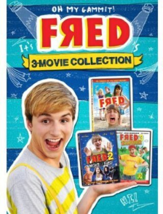 Fred 1-3 - 3-Movie Collection (3 DVDs)