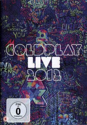 Coldplay - Live 2012 (DVD + CD)