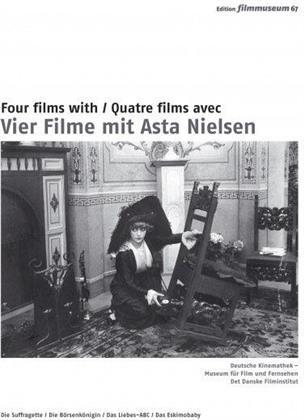 Vier Filme mit Asta Nielsen (Trigon-Film, 2 DVD)