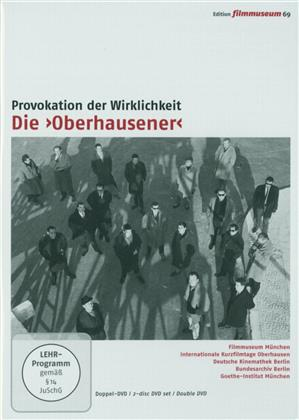 Die «Oberhausener» - Provokation der Wirklichkeit (Trigon-Film, 2 DVDs)