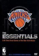 NBA: New York Knicks - The Essentials - 5 All-Time Great Games (5 DVDs)