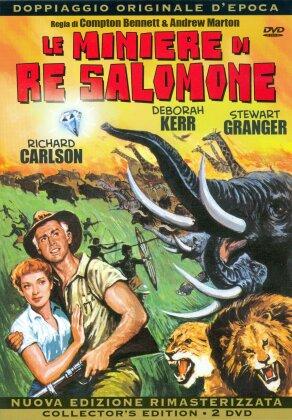 Le miniere di Re Salomone (1950) (Collector's Edition, 2 DVDs)