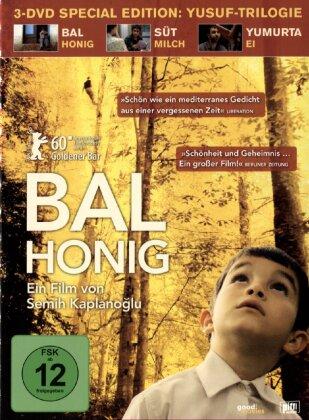 Bal / Süt / Yumurta - Honig (Special Edition, 3 DVDs)