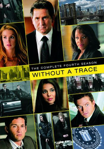 Without a Trace - Season 4 (6 DVDs)