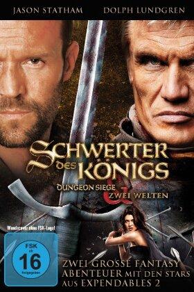 Schwerter des Königs 1 & 2 - Dungeon Siege / Zwei Welten (2 DVDs)