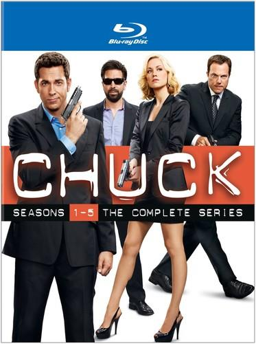 Chuck - The Complete Series (Collector's Edition, 17 Blu-rays)