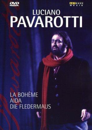 Luciano Pavarotti - Opera Boxset (5 DVDs)