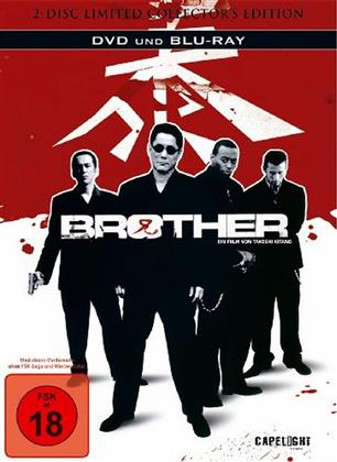 Brother (2000) (Limited Edition, Mediabook, Blu-ray + DVD)