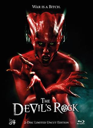 The devil's rock (2011) (Limited Edition, Mediabook, Uncut, Blu-ray + DVD)