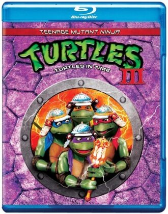 Teenage Mutant Ninja Turtles 3 - Turtles in Time (1992)