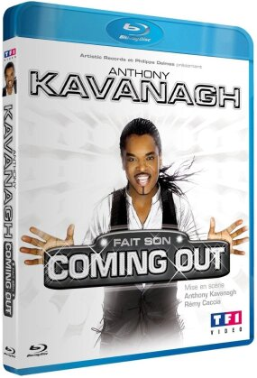 Anthony Kavanagh - Fait son coming out