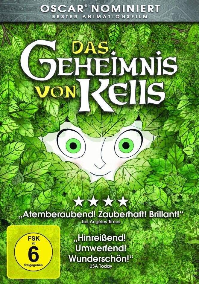 Das Geheimnis von Kells (2009) (Collector's Edition, Mediabook, Blu-ray + DVD)