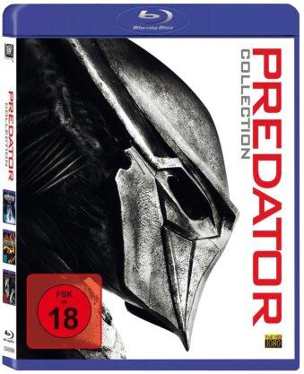 Predator Collection (3 Blu-rays)