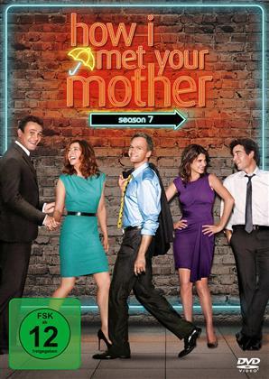 How I Met Your Mother - Staffel 7 (3 DVDs)
