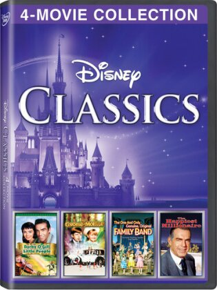 Disney Classics - 4-Movie Collection (4 DVDs)