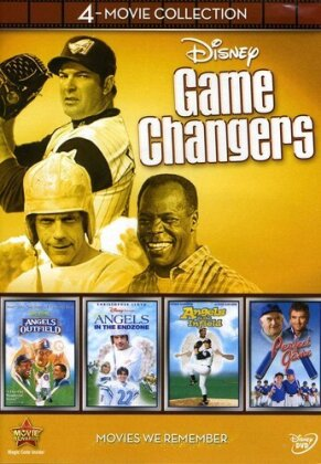 Disney Game Changers - 4-Movie Collection (4 DVDs)