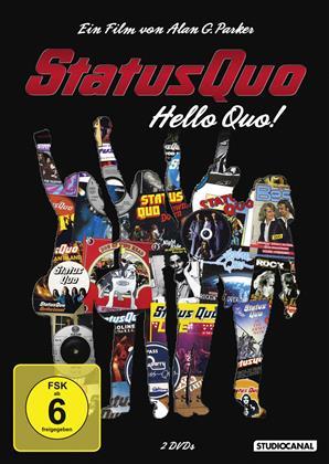 Status Quo - Hello Quo! (2 DVD)