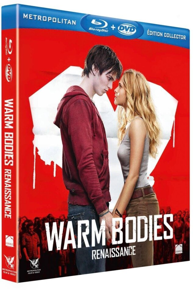 Warm Bodies (2013) (Blu-ray + DVD)