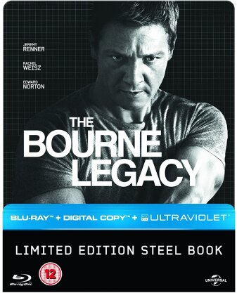 The Bourne Legacy (2012) (Limited Edition, Steelbook)