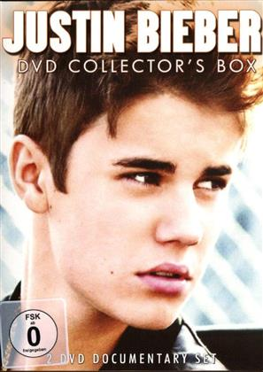 Justin Bieber - DVD Collector's Box (Inofficial, 2 DVDs)