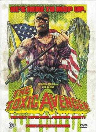 The Toxic Avenger (1984) (Cover A, Director's Cut, Extended Edition, Limited Ultimate Edition, 3 DVD)
