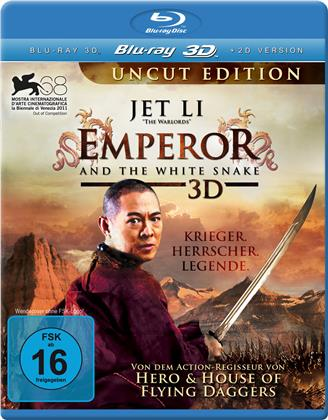 Emperor and the White Snake (2011) (Uncut)