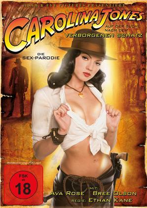 Carolina Jones - Auf der Suche nach dem verborgenen Schatz