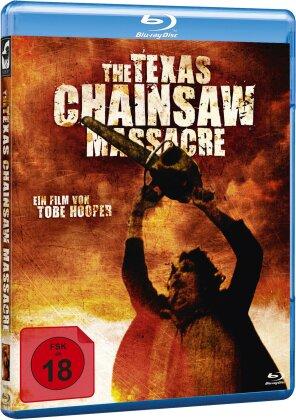 The Texas Chainsaw Massacre (1974) (Blu-ray + DVD)