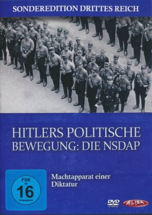 Hitler politische Bewegung - Die NSDAP - Machtapparat einer Diktatur