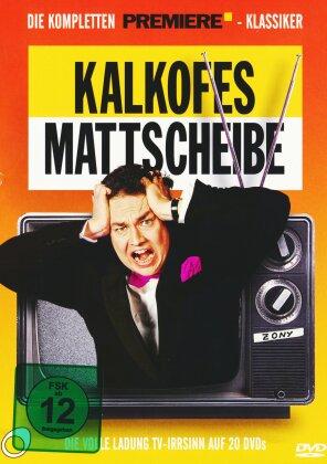 Kalkofes Mattscheibe - Die kompletten Premiere - Klassiker (20 DVDs)