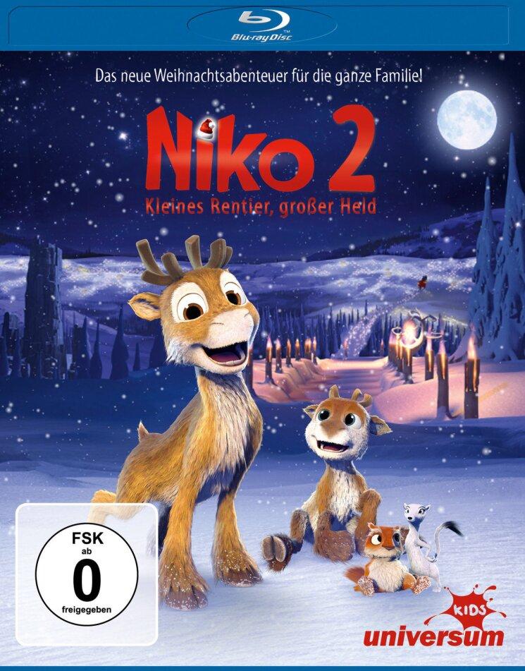 Niko 2 - Kleines Rentier, grosser Held