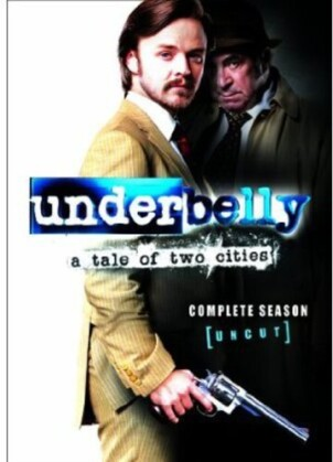 Underbelly - A Tale of two Cities (Uncut, 4 DVDs)