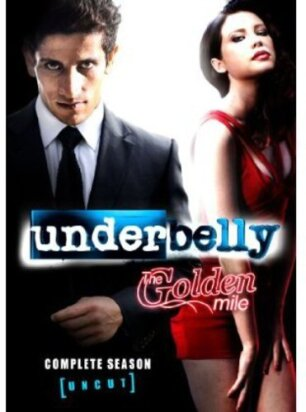 Underbelly - The Golden Mile (Uncut, 4 DVDs)