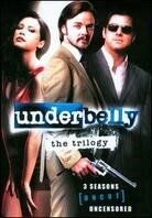 Underbelly - The Trilogy (Uncut, 12 DVDs)