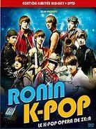 Ronin K-Pop (Limited Edition, Blu-ray + DVD)