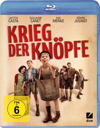 Krieg der Knöpfe (2011)
