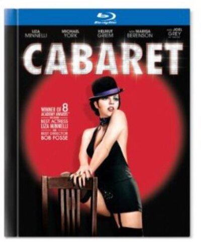 Cabaret (1972) (Remastered, Blu-ray + CD)
