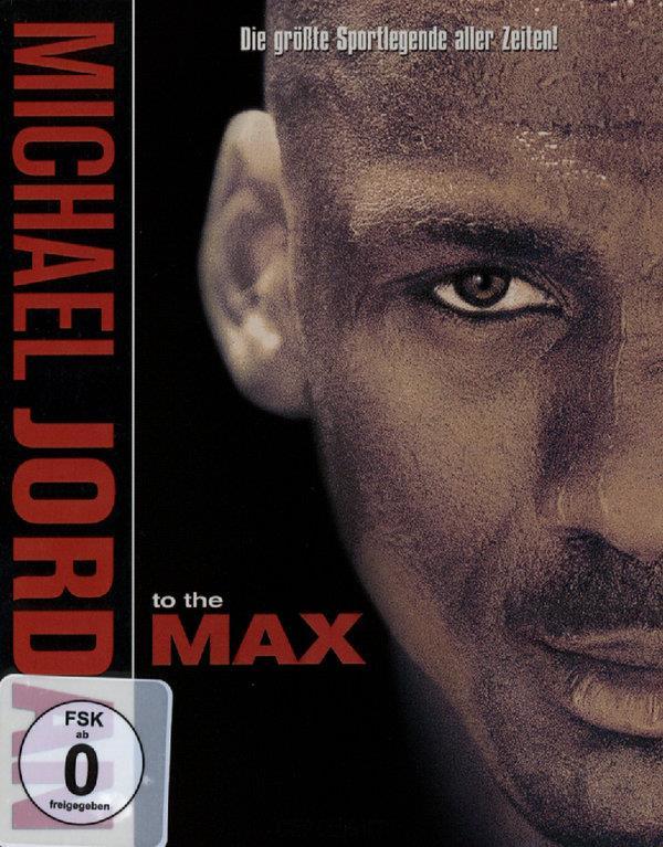 Michael Jordan to the Max (Steelbook)