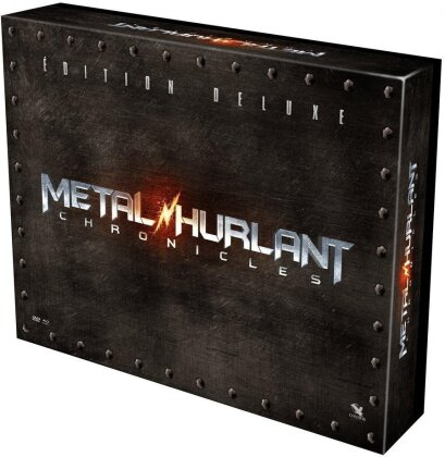 Metal Hurlant Chronicles - Saison 1 (Box, Deluxe Edition, Blu-ray + DVD)