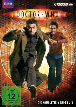 Doctor Who - Staffel 3 (6 DVDs)