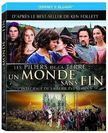 Un monde sans fin - World Without End (2012) (2 Blu-rays)