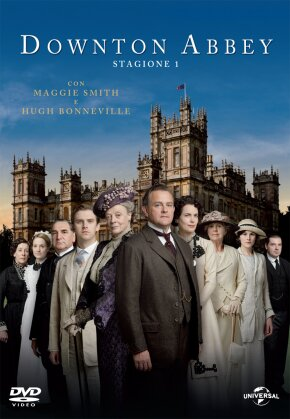 Downton Abbey - Stagione 1 (3 DVDs)