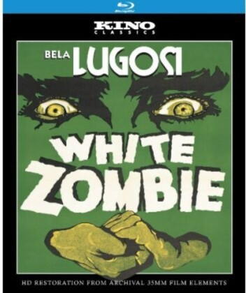 White Zombie (1932) (s/w, Remastered)