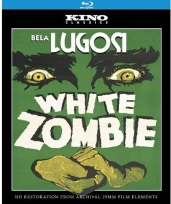 White Zombie (1932) (s/w, Remastered)