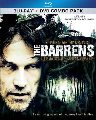 The Barrens (2012) (Blu-ray + DVD)