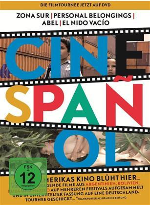 Cinespañol - Die Lateinamerikanische Filmtournee (4 DVDs)