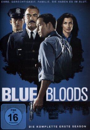Blue Bloods - Staffel 1 (6 DVDs)